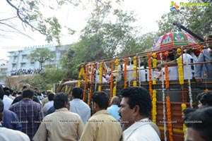 Ramanaidu Last Rites Photos