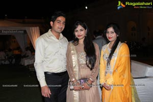 Arjun Kumar Reception