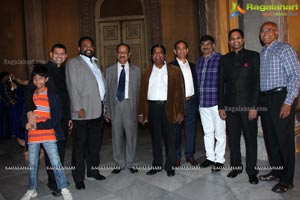 Arjun Kumar Reception