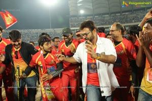 Celebrity Cricket League Season 5 Final Match