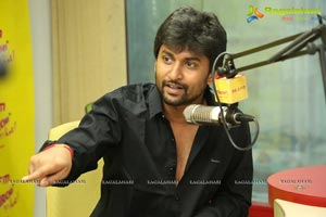 Nani at Radio Mirchi