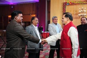 Rajiv Reception