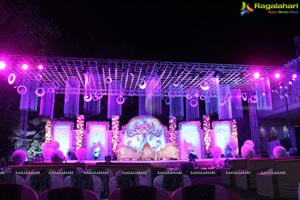 Syed Wahed Ali Wedding Reception