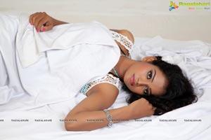 Actress Mahi Shivan