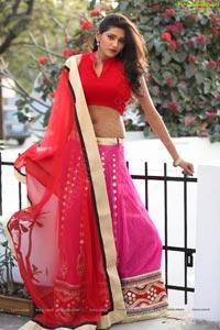 Short Film Actress Shalu Chourasiya