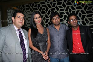 Poonam Pandey Valentine's Day Celebrations
