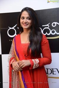 Anushka Shetty Rudhramadevi