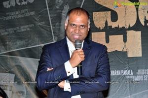 Kshanam Press Meet