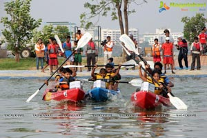 Hyderabad Kayakathon
