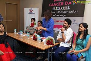 Cancer Awareness Drive