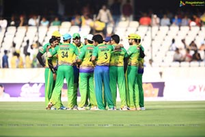 Kerala Strikers Vs Chennai Rhinos