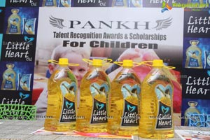 Little Heart Oil Pankh