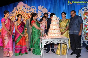 Sowmya Wedding Reception