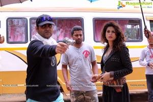 Guntur Talkies Shooting Photos
