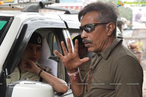 Jai Gangaajal Working Stills