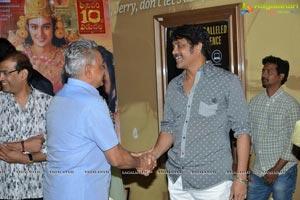 Om Namo Venkatesaya Cinemax Premiere