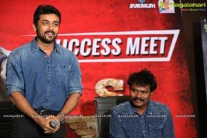 Singam 3 Success Meet