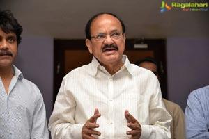 Venkaiah Naidu Om Namo Venktesaya