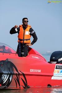 Nexa P1 Powerboat