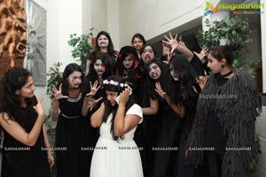 Ragalahari Coverage History Of Fashion By Students Of Hamstech Institute Of Fashion And Interior Design Hyderabad