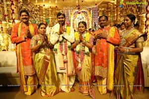 Sai Rajesh-Divya Wedding