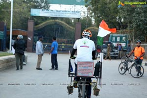 Ride For Green India