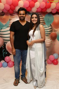 Anupama Parameswaran Birthday Celebrations