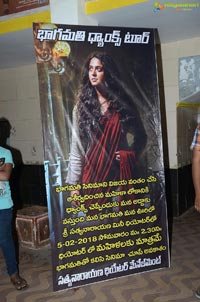 Bhaagamathie Success Tour Eluru