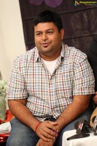 Chiranjeevi Press Meet about Tholi Prema