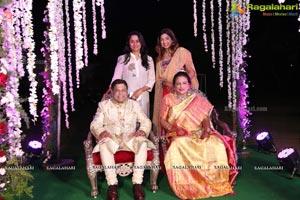 Golden Jubilee Wedding Anniversary Celebrations