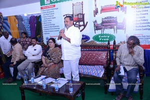 Golkonda Handicrafts Textiles Exhibition