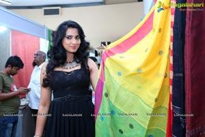 Triveni Rao National Silk Expo