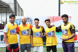 Neymar Jr's Five 2018 Qualifiers Match in Hyderabad