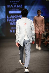 Raamz Collection Lakme Fashion Week