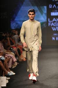 Raamz Collection Lakme Fashion Week