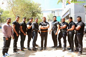 Security Corps Force Protection Bouncers