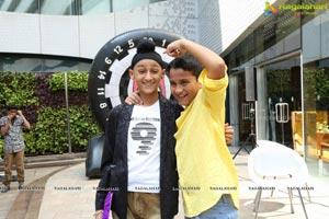 Agniv & Aahir Simlai's Birthday Bash