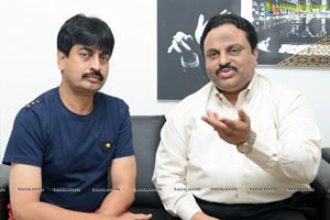 4 Letters Movie Director and Producer Press Meet