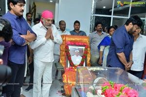 Celebrities Pay Homage To Kodi Ramakrishna