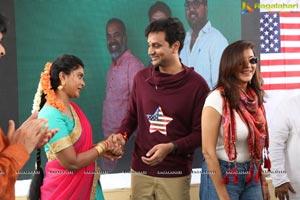 NRI Nayana Rara Intiki Movie Launch
