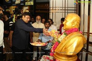 NTR Mahanayakudu Premiere at AMB Mall