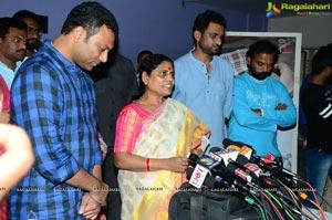 YS Vijayamma Press Meet About Yatra
