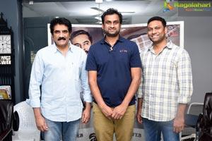 YSR Biopic Yatra Press Meet