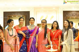 Amuktha Fine Jewellery Boutique Launch by Anupama