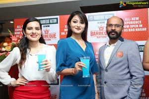 Barbeque Nation Launch at AS Rao Nagar