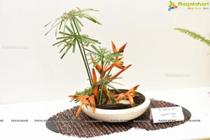 A Children's Ikebana Exhibition