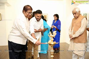 Minotaur Beyond Myth- An Exhibition of Paintings at Dhi Arts