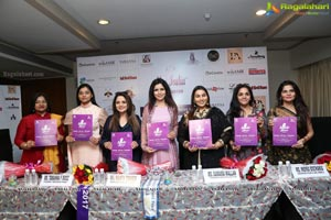 Mrs India Telangana Pre-Audition Press Meet