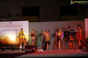 NIFT Annual Fest - Spectrum 2019 Fashion Show - Art To Wear