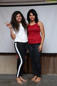 Partner Yoga - Valentine's Day Special with Rina Hindocha